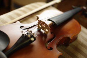 はじめてのバイオリン